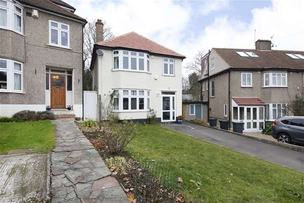 4 Bedrooms Detached House for sale in Hengrave Road, Forest Hill
