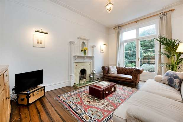 5 Bedrooms House for sale in Trinity Rise, London