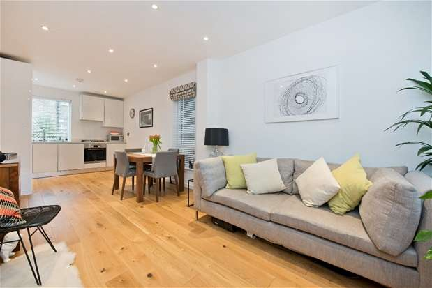 1 Bedroom Flat for sale in St Faiths Road, Dulwich