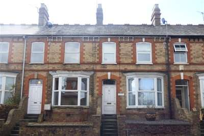 3 Bedrooms Terraced House for rent in Greenway Road, Taunton