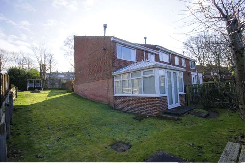 3 Bedrooms Property for sale in St. Andrews Close, Blackhill, Consett, DH8