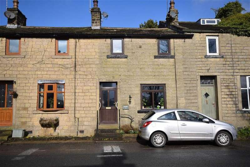 2 Bedrooms Cottage House for sale in Spring Row, Colne, Lancashire