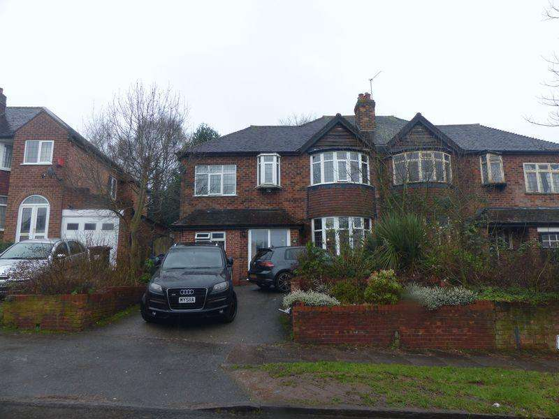4 Bedrooms Semi Detached House for sale in Leopold Avenue, Birmingham