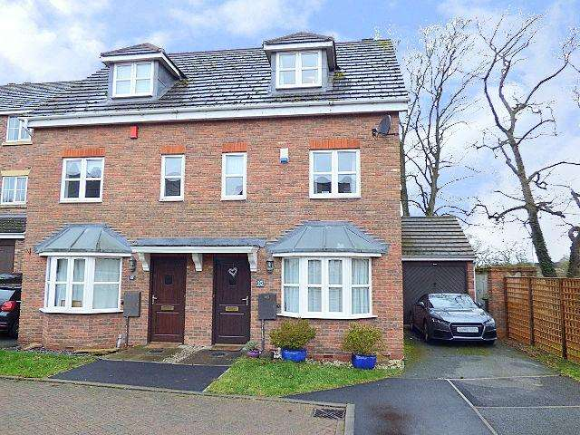 3 Bedrooms Semi Detached House for sale in Mallow Drive, Bromsgrove, Worcestershire B61