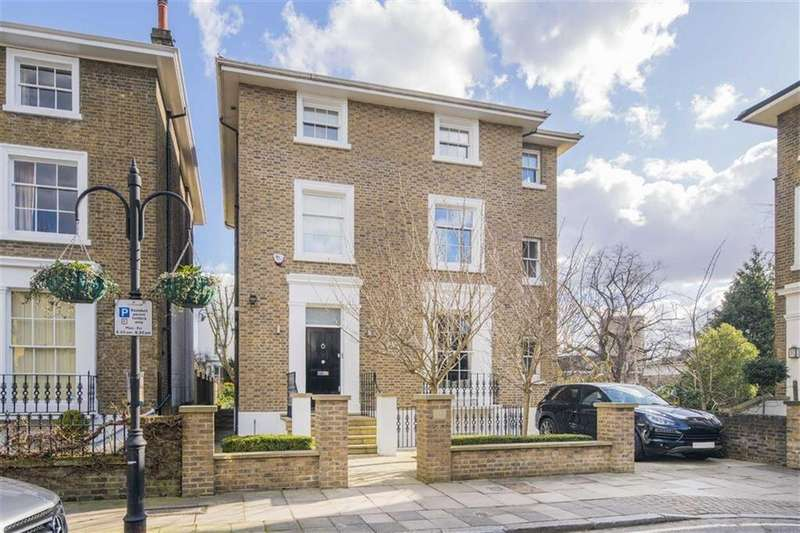 5 Bedrooms House for sale in Clifton Hill, St John's Wood, London, NW8