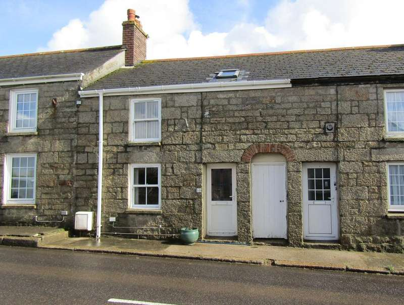 2 Bedrooms Terraced House for sale in Terrace House with Parking, Praze-an-Beeble, Camborne TR14
