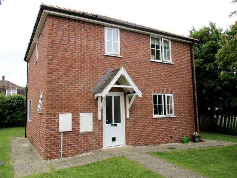 3 Bedrooms Terraced House for rent in 1, Plantation Close, Newtown, Powys, SY16