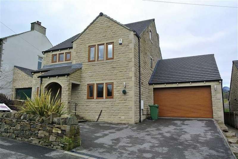 5 Bedrooms Detached House for rent in Yew Tree Road, Birchencliffe, Huddersfield, HD3