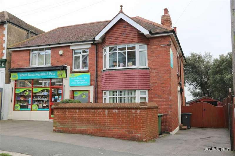 4 Bedrooms Detached House for sale in Mount Road, Hastings