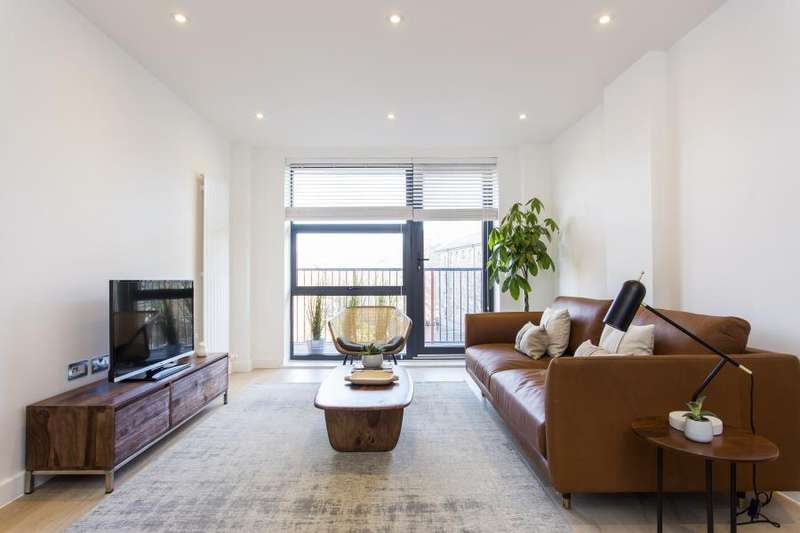 2 Bedrooms Apartment Flat for sale in 301 Bow Collection