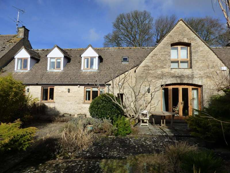 2 Bedrooms Terraced House for sale in The Byre, Elkstone, Cheltenham, Gloucestershire