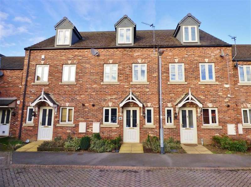 3 Bedrooms Town House for sale in Olive Grove, Goole