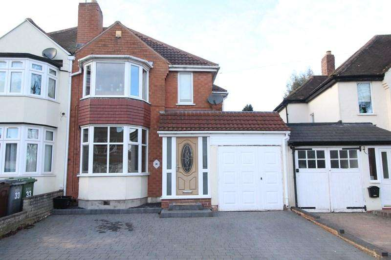 3 Bedrooms Semi Detached House for sale in Arnold Road, Shirley, Solihull