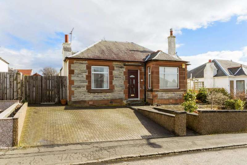 5 Bedrooms Detached Bungalow for sale in 16 Corstorphine Bank Avenue, Corstorphine, Edinburgh, EH12 8