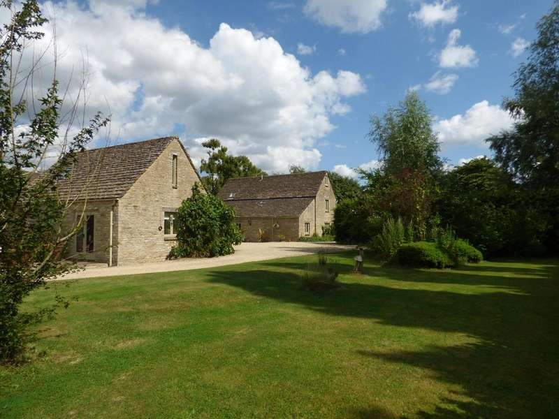 6 Bedrooms Barn Conversion Character Property for sale in Latton, Swindon, Wiltshire