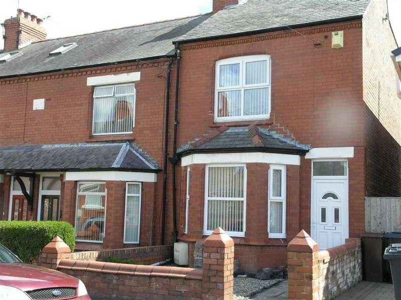 3 Bedrooms Terraced House for rent in Dee Road, Deeside, Flintshire, CH5