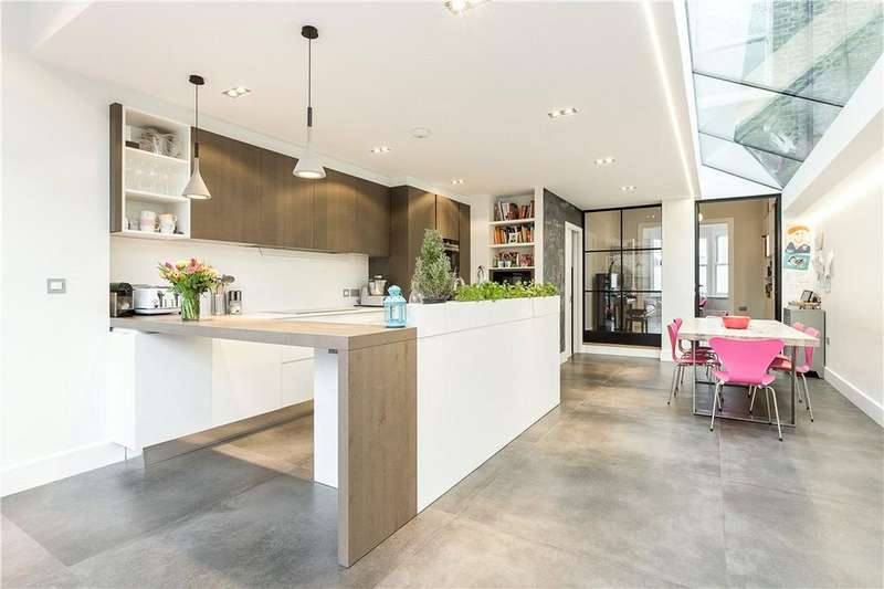 6 Bedrooms Terraced House for sale in Ballingdon Road, London, SW11
