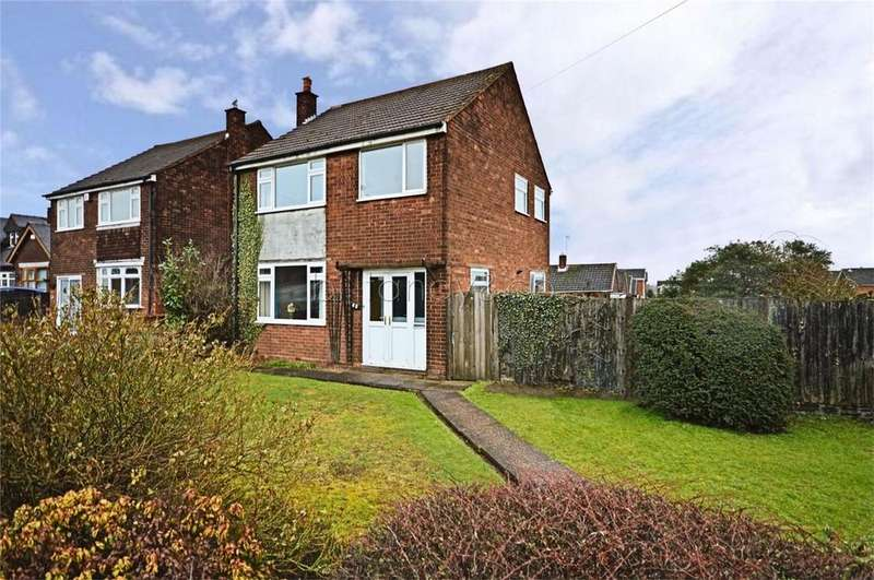 3 Bedrooms Detached House for sale in New Road, Burntwood, Staffordshire