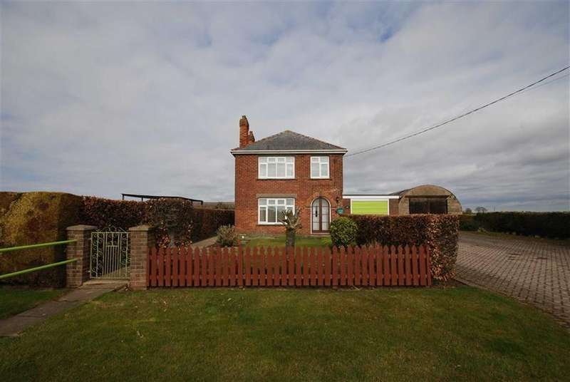 3 Bedrooms Detached House for sale in Shore Road, Freiston, Boston