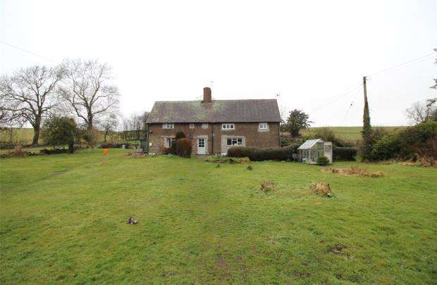 1 Bedroom Semi Detached House for rent in Tugford, Craven Arms, Shropshire, SY7
