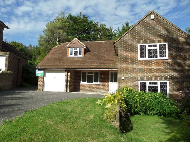 4 Bedrooms Detached House for rent in Cranedown, Lewes BN7