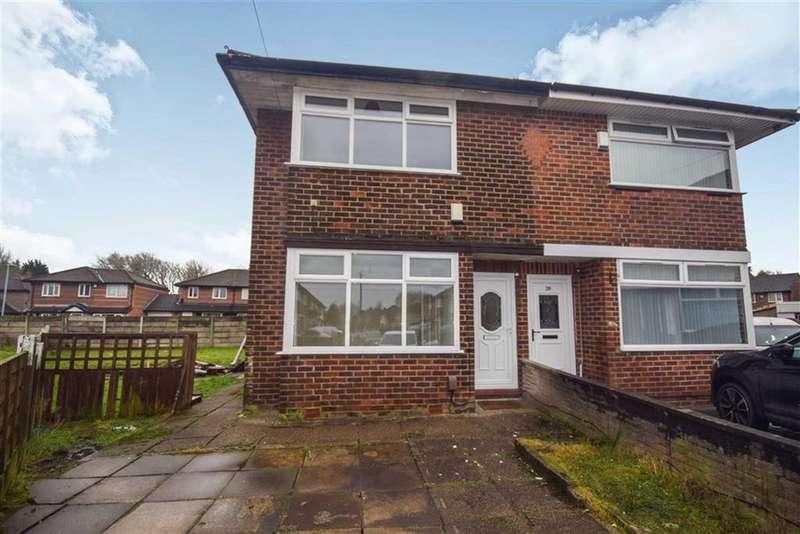 2 Bedrooms Semi Detached House for rent in Rainow Avenue, Droylsden