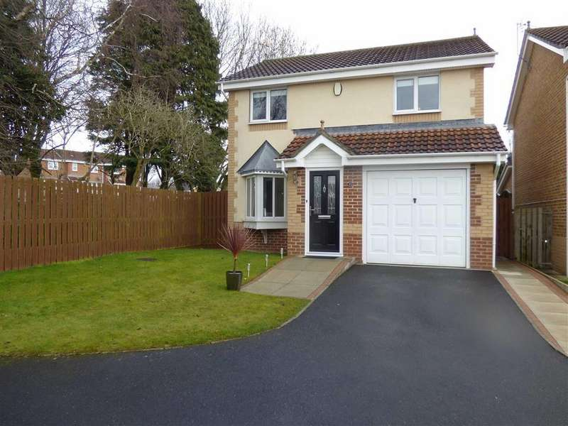 3 Bedrooms Detached House for sale in 30, Dean Park, Ferryhill