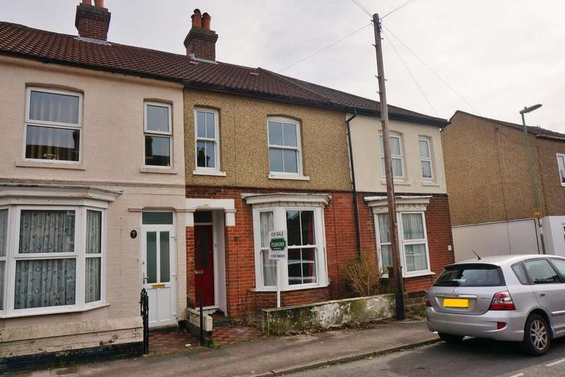 3 Bedrooms Terraced House for sale in COLENSO ROAD, FAREHAM