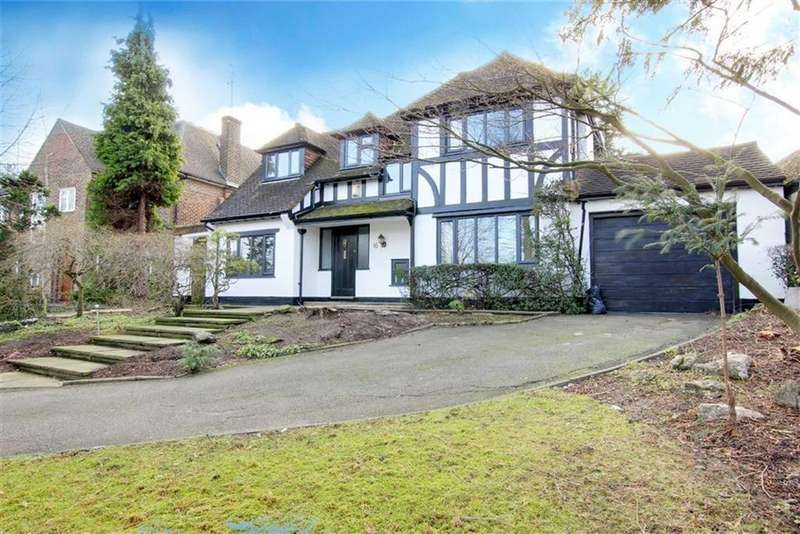 5 Bedrooms House for rent in Lancaster Avenue, Hadley Wood, Hertfordshire
