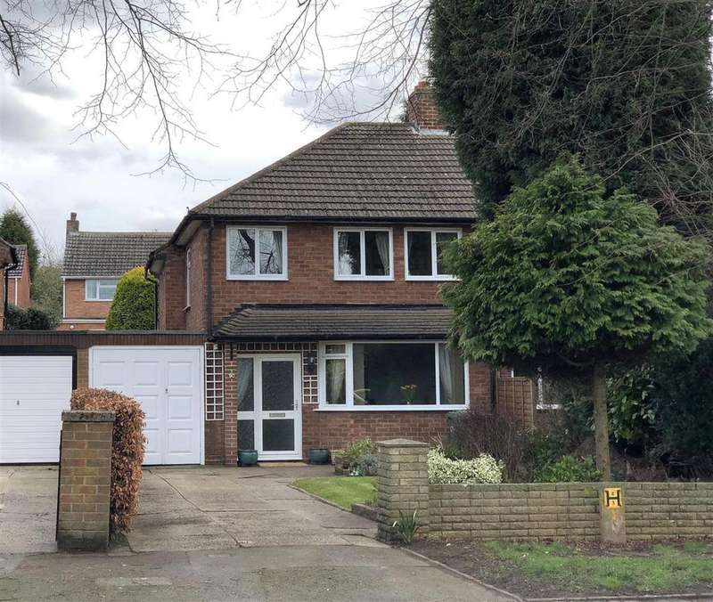 3 Bedrooms Semi Detached House for sale in Tamworth Road, Amington, Tamworth