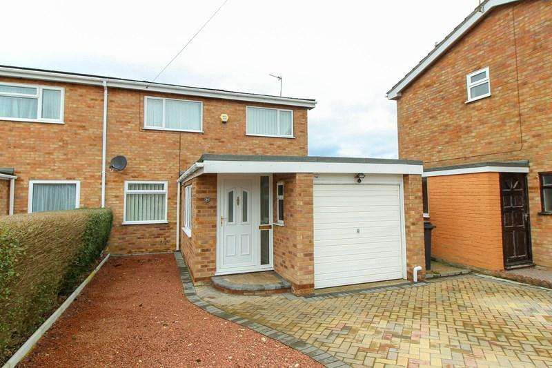 3 Bedrooms Semi Detached House for rent in Harvey Close, Norwich