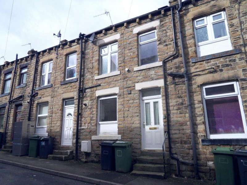 2 Bedrooms Terraced House for sale in Bromley Street, Batley, West Yorkshire, WF17