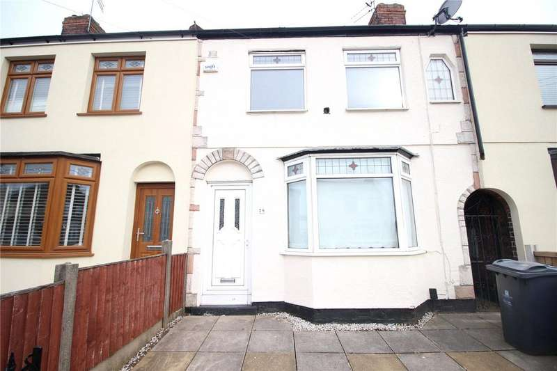 3 Bedrooms House Share for rent in Gentwood Road, Liverpool, Merseyside, L36