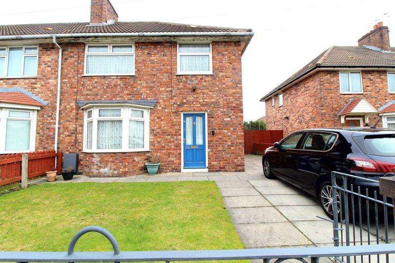 3 Bedrooms Terraced House for sale in Parthenon Drive, Liverpool