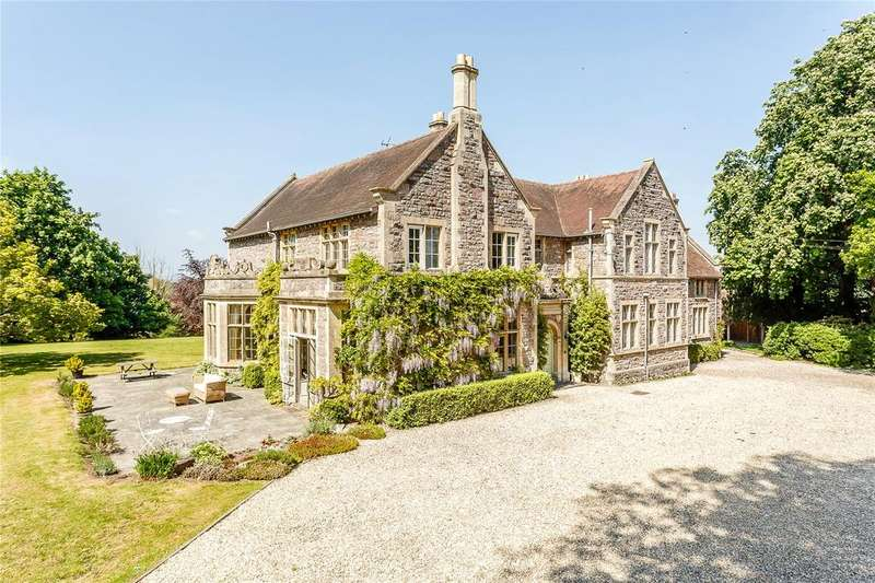 8 Bedrooms Detached House for sale in Bradford on Tone, Taunton, Somerset