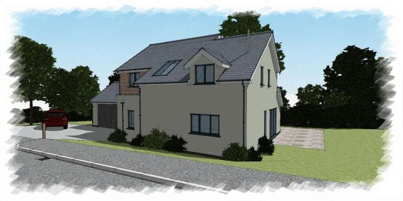 4 Bedrooms Detached House for sale in Loddiswell