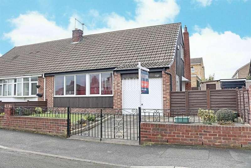 3 Bedrooms Bungalow for sale in Pontefract Road, Lundwood