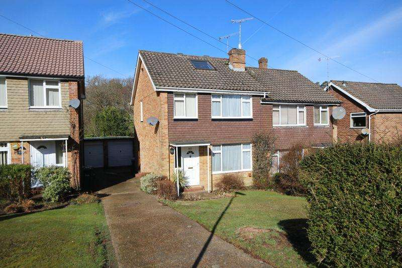 4 Bedrooms Semi Detached House for sale in Sunnywood Drive, Haywards Heath