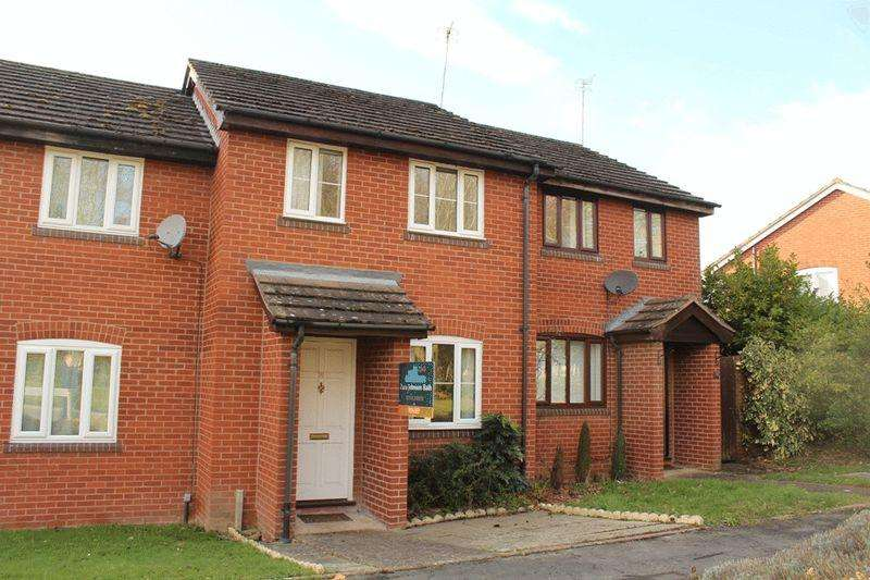 2 Bedrooms Terraced House for rent in Crowmeole Lane, Copthorne, Shrewsbury, SY3 8HE