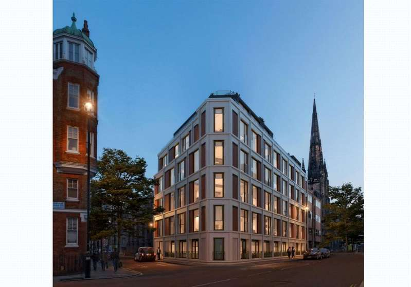 2 Bedrooms Flat for sale in Greycoat Street, London, SW1P