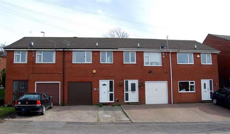1 Bedroom Maisonette Flat for sale in Stamford Road, Lees, Oldham, OL4 3ND