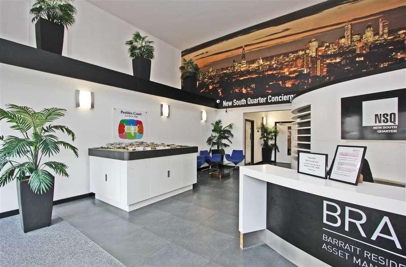 2 Bedrooms Apartment Flat for sale in Peebles Court, 21 Whitestone Way, Croydon