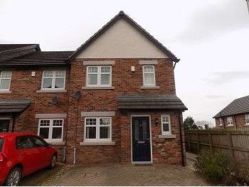 3 Bedrooms End Of Terrace House for rent in Siskin Court, Carlisle, CA2 7PX