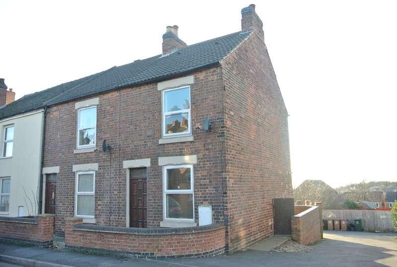 2 Bedrooms Property for rent in Oversetts Road, Swadlincote DE11