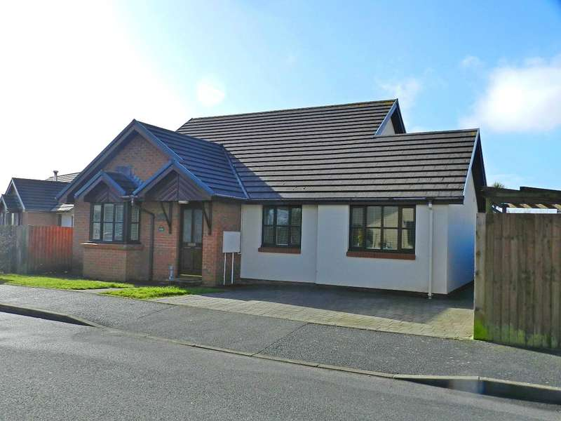 3 Bedrooms Detached Bungalow for sale in Heritage Gate, Haverfordwest, Pembrokeshire