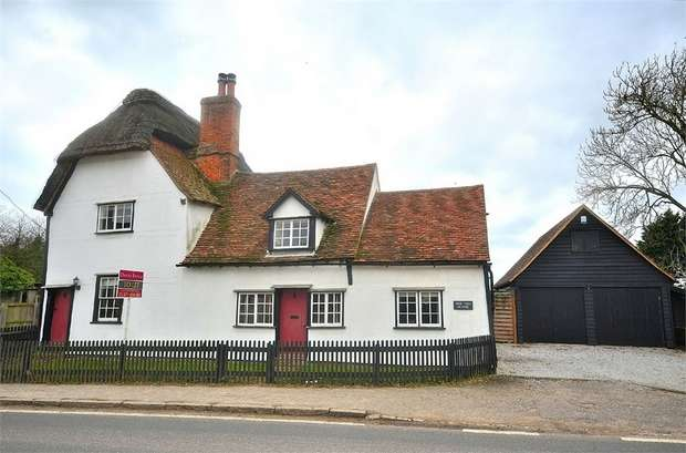 4 Bedrooms Detached House for rent in High Roding, Dunmow, Essex