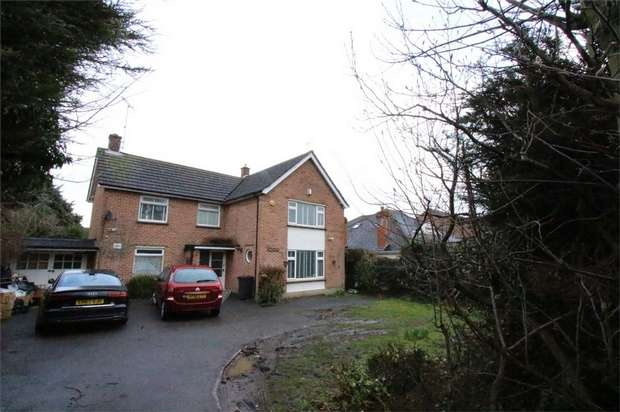 4 Bedrooms Detached House for rent in Eastwood Road, Rayleigh, Essex