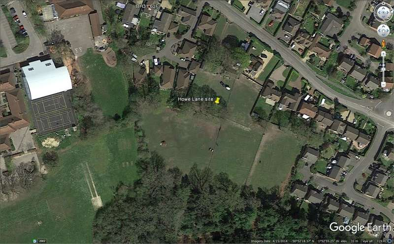 4 Bedrooms Land Commercial for sale in Howe Lane, VERWOOD, Dorset