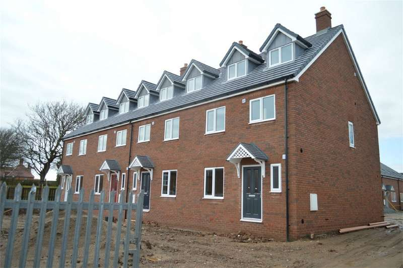 3 Bedrooms End Of Terrace House for sale in Esplanade, HORNSEA, East Riding of Yorkshire