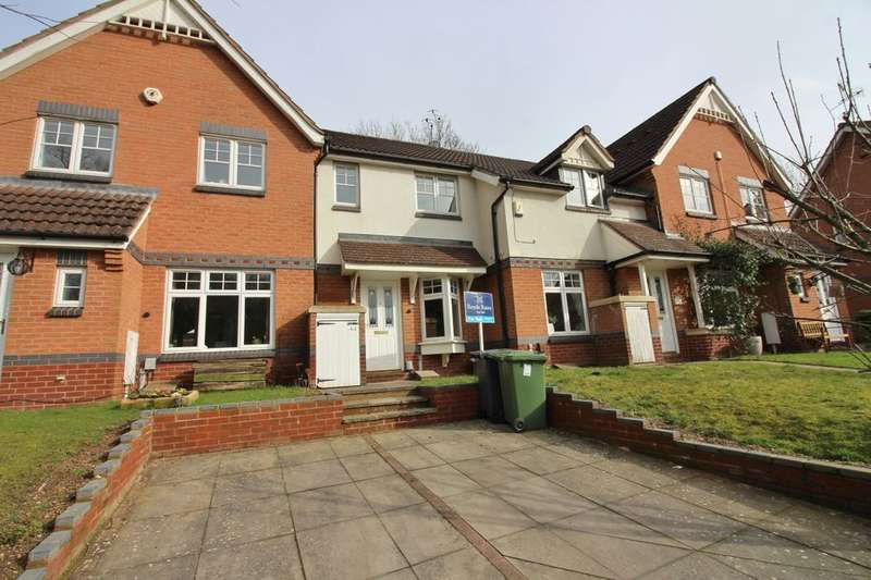 2 Bedrooms Terraced House for sale in Woodmill Meadow, Kenilworth, CV8